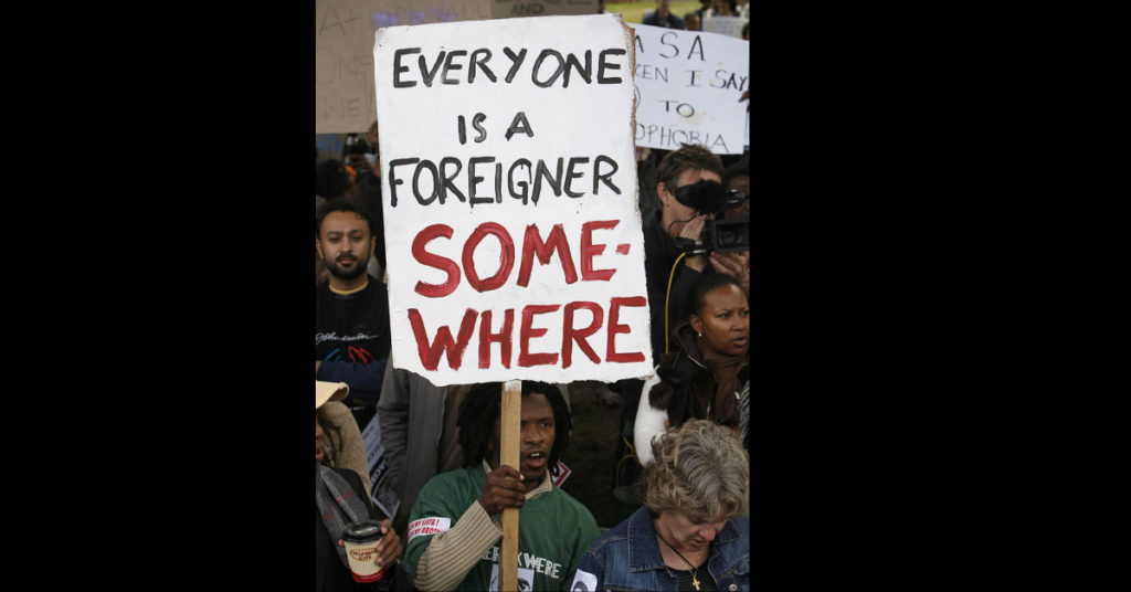 Stampeding American Bigotry