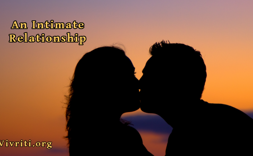 Do you want intimate relationship? Try the truth