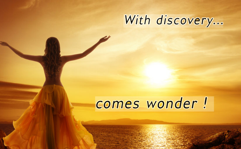 Why is wonder important for a beautiful life? 4 reasons